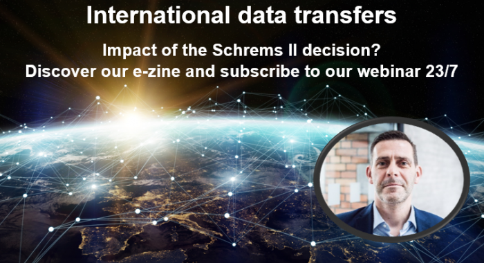 DP - E-zine Schrems II + Invitation Webinar